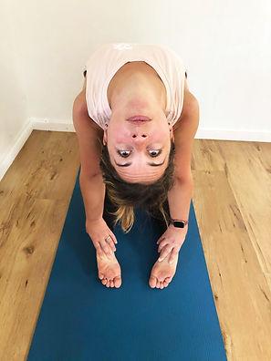 Thirroul Yoga Shala Jessica Pudney #thirroulyoga ustrasana