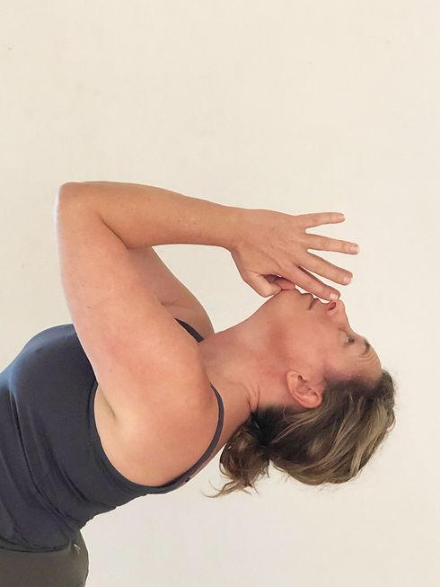 Thirroul Yoga Shala drop back