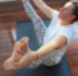 Alyson Johnson Thirroul Yoga Shala