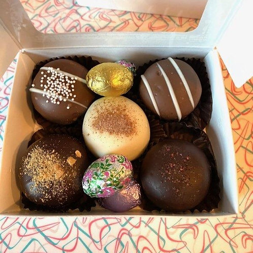 Assorted Truffle Box (5 truffles)