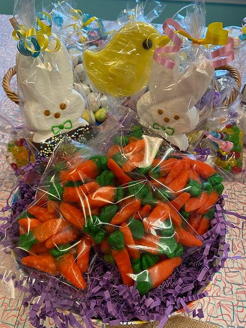 Gummy Carrots
