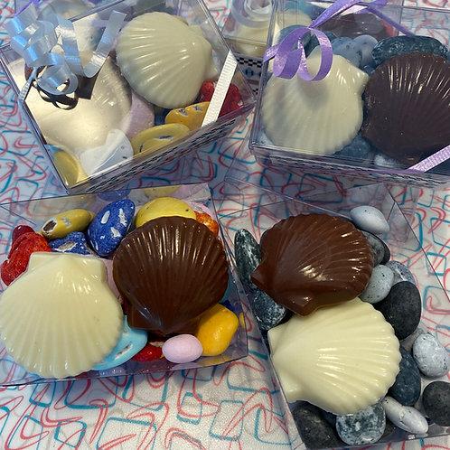 "Chocolate ""rocks"""