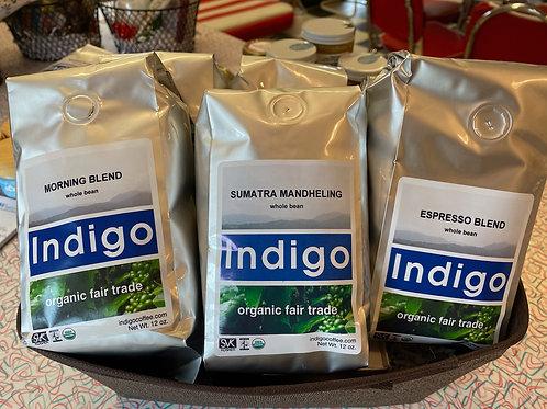 12oz bagged coffee