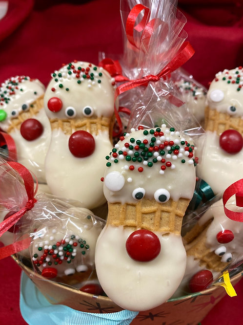Santa nutterbutter
