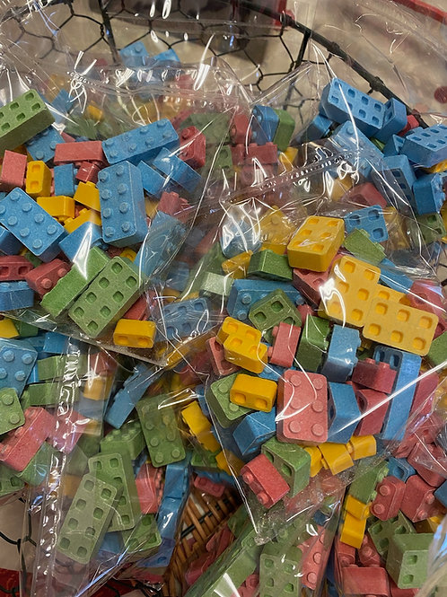 Candy legos