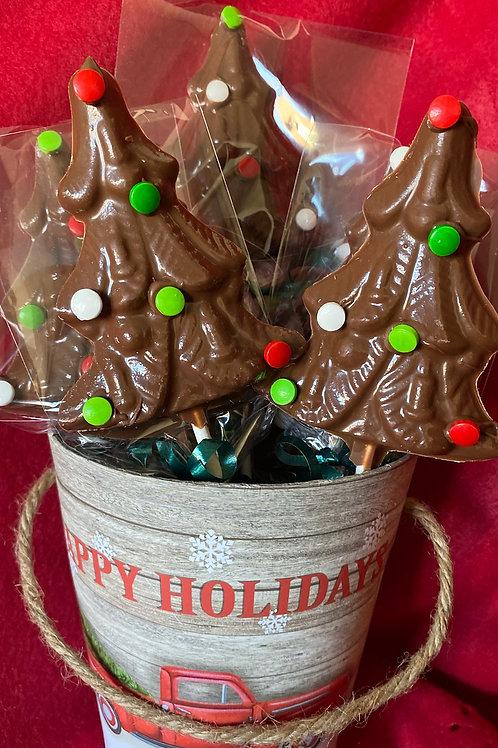 Christmas tree pop