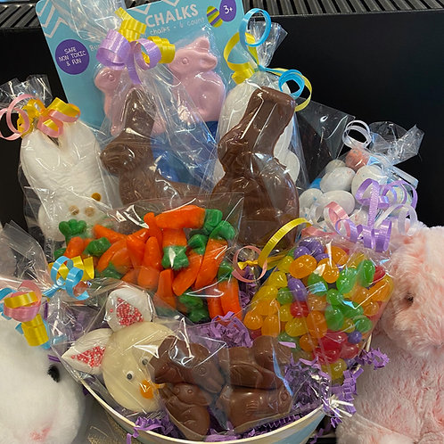 Premade Easter baskets (pickup only, NO shipping)