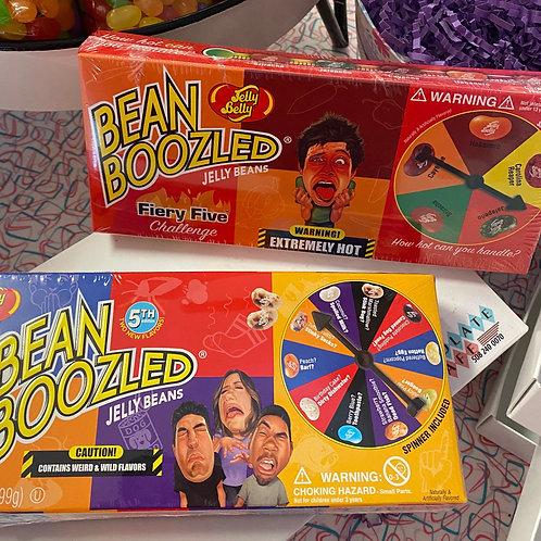 Bean boozled jelly bean games