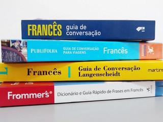 Vai para a França? Leve um guia de comunicação português-francês no bolso!