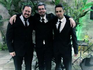 Banda Black Tie faz show de jazz gratuito em Santo André