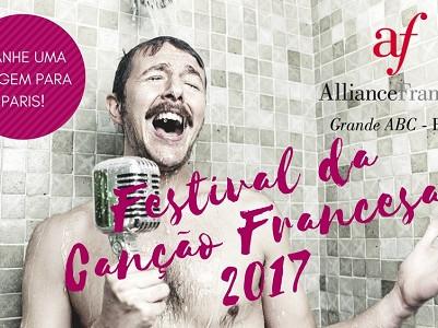 Festival da Canção Francesa 2017: ganhe uma viagem com acompanhante para Paris!