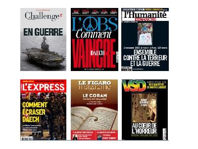 Culturethèque: a cobertura da guerra contra o terrorismo na França