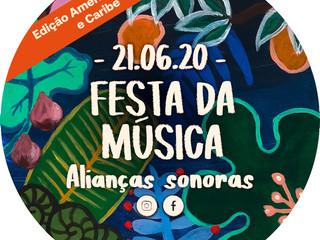 Festa da Música 2020: Alianças Francesas da América Latina e do Caribe organizam versão virtual!