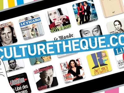 Culturethèque: livros, jornais, revistas e filmes franceses de graça para alunos