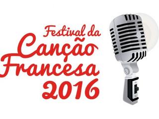 Inscrições abertas para o Festival da Canção Francesa 2016: ganhe uma viagem para Paris