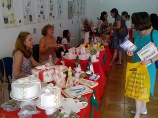 Mercado de Natal AFGABC: artesanato, especialidades culinárias e decoração