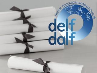 Sessão de junho de 2020 dos diplomas DELF e DALF adiada para setembro