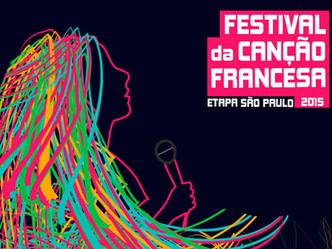 Alunas da AFGABC participam da semifinal do Festival da Canção Francesa