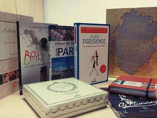 Sugestões de presente da Livraria Francesa até para quem não fala francês