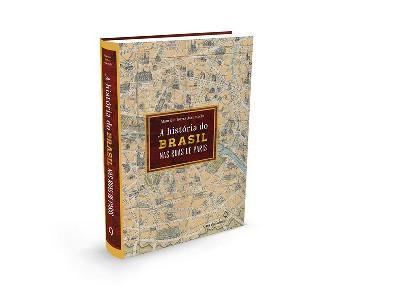 Jornalista radicado em Paris apresenta livro sobre história do Brasil nas ruas da capital francesa