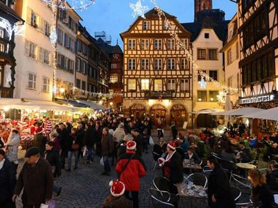Participe como expositor da feira de Natal da Aliança Francesa do Grande ABC