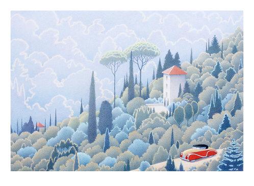 Hills of Fiesole