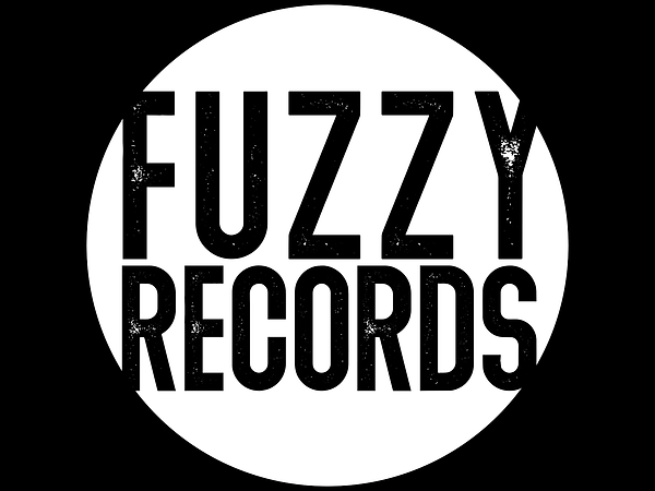 Fuzzy Records Logo W&B.png