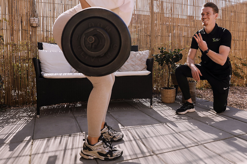 Outdoor personal training - Personal training Laren en Blaricum