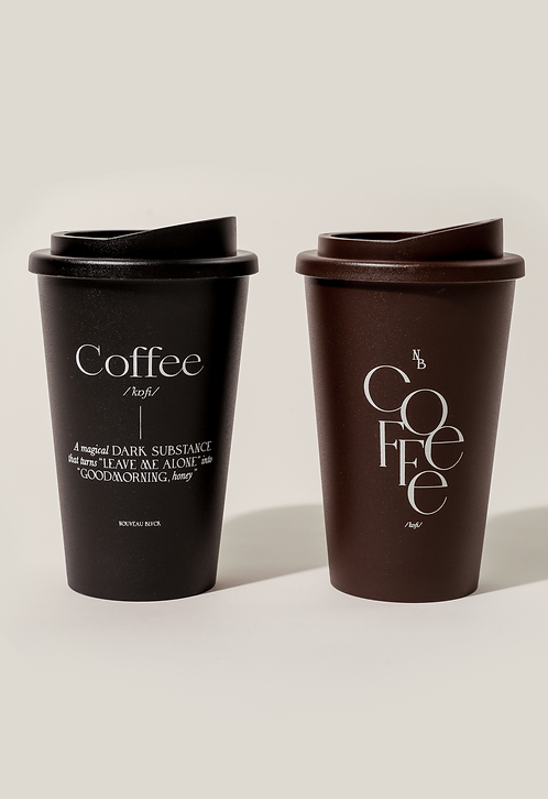 COFFEE TO GO CUP DUO BUNDLE