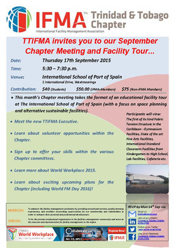 TTIFMA Chapter Meeting Sep. 2015