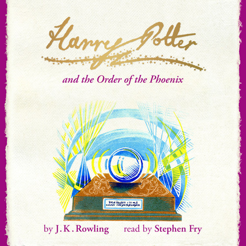 Harry Potter Order of the Pheonix