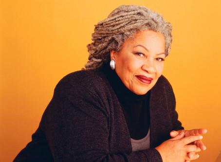 Pisces Moon: Toni Morrison