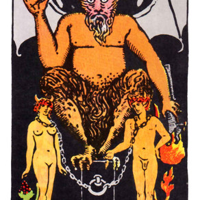 Capricorn Energy & The Devil in Tarot
