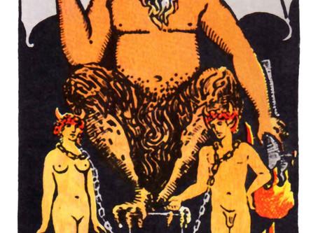Capricorn Energy & The Devil in Tarot