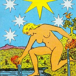 Aquarius Energy & The Star in Tarot