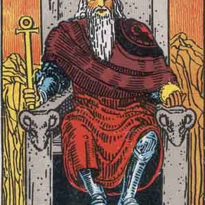 Aries Energy & The Emperor In Tarot