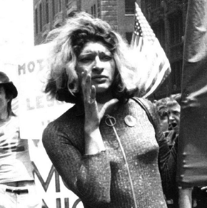 Cancer Sun: Sylvia Rivera