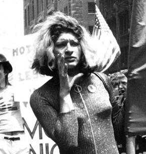 Cancer Sun: Sylvia Rivera