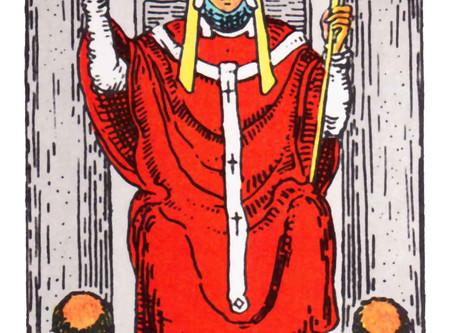 Taurus Energy & The Hierophant In Tarot