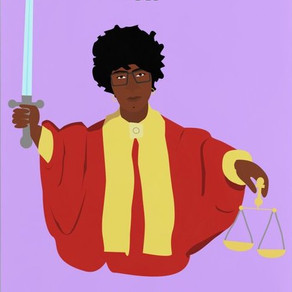 Libra Energy & The Justice Card