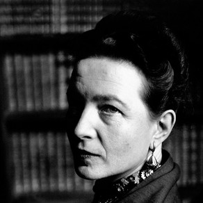 Capricorn Simone de Beauvoir