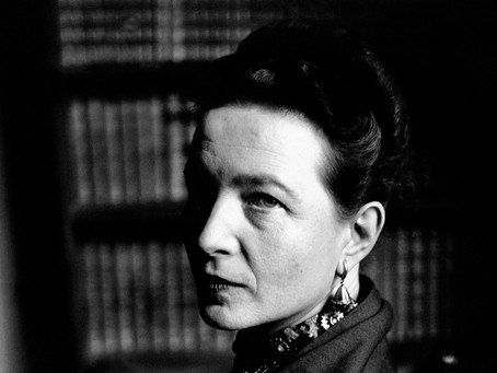 Capricorn Simone de Beauvoir