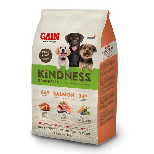 Gain kindness salmon 12kg
