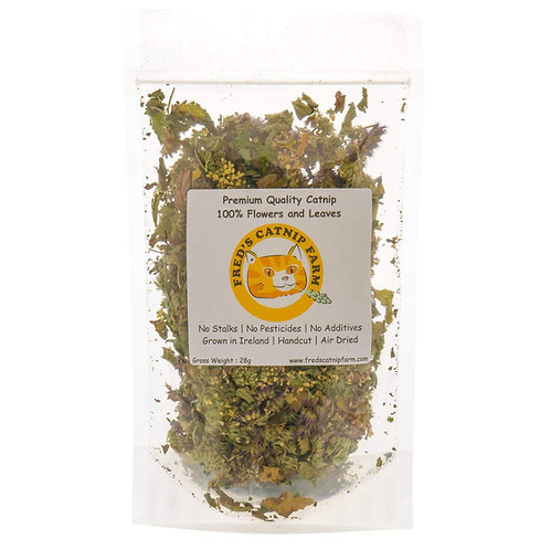Irish Grown Top Quality Dried Catnip