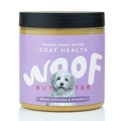 Woof better healthy coat