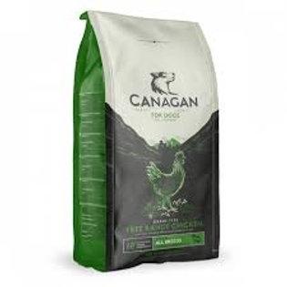 Canagan dog free range chicken