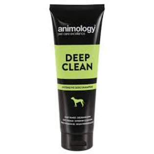 Deep Clean Intensive Dog Shampoo 250ml