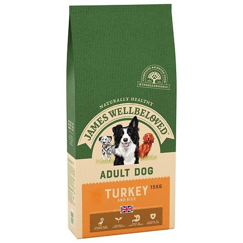 James Wellbeloved adult Turkey and Rice