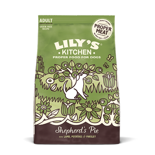 Lillys kitchen lamb dry food 1kg