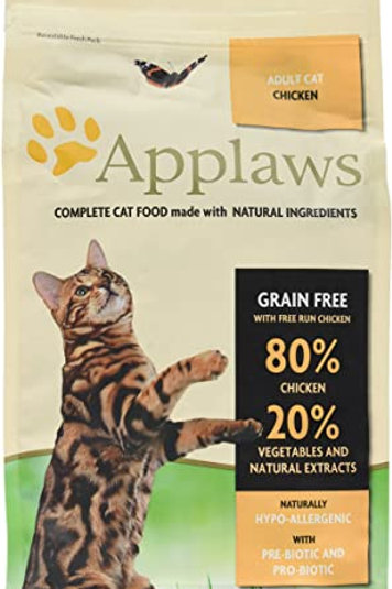 Applaws chicken adult cat food 2kg
